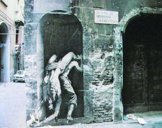 « Ernest Pignon Ernest » dans le cadre du Printemps de l'Art