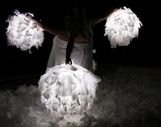 « Sous la neige » Cie des Bestioles @ Festiv'Allier et Scènes Croisées la saison