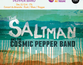 The Saltman And The Cosmic Pepper Band