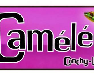 Le Caméléon Conchy les Pots