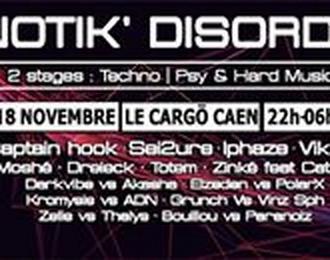 Le Cargö x Ipnotika Unit | Ipnotik' Disorder