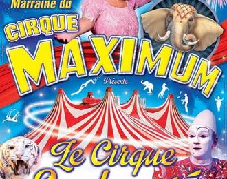 Le Cirque Maximum Echourgnac