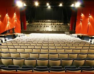 Le colisée théâtre municipal Lens