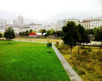 Le grand parquet Paris 18ème