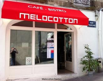 Le melocotton Nantes