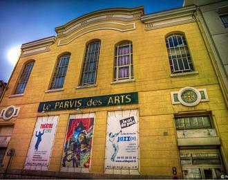 Le parvis des arts Marseille