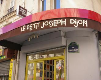 Le Petit Joseph Dijon Paris 18ème