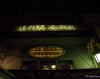 Le Petit Journal Saint-Michel Paris 5ème