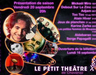 Le Petit Théâtre Chavanoz