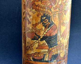 Le Secret Des Mayas: Expo-repas-spectacle