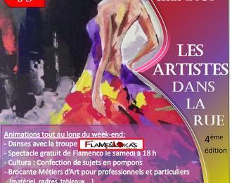 Les Artistes Dans La Rue