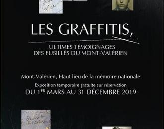 Les graffitis, ultimes témoignages des fusillés du Mont-Valérien