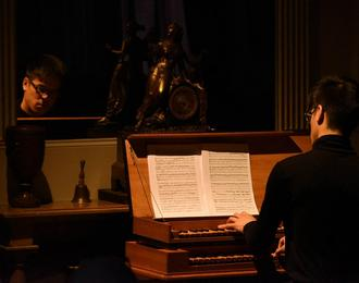 Los pasos pedidos et Johann Sebastian Bach