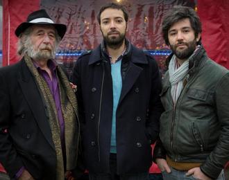 Macha Gharibian & Dan Gharibian Trio - saison des spectacles 2018/2019 de Chabeuil