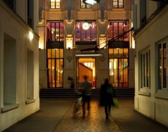 La Maison des metallos Paris 11ème