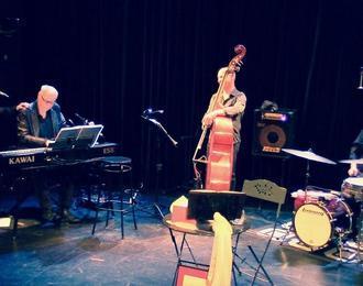 Marie Laurent Quartet « Un instant Nougaro... Jazz et Autre Poésie... »
