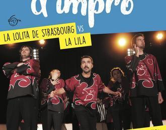 Match D'impro : Lila Vs Lolita De Strasbourg