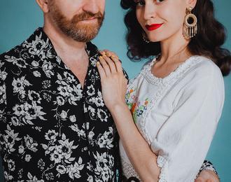 Mathias Malzieu & Daria Nelson