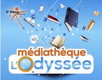 Médiathèque l'Odyssée Saint Denis les Bourg
