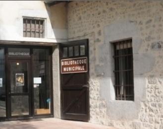 Médiathèque l'Orangerie Saint Ismier
