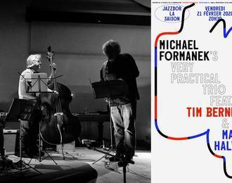 Michael Formanek's very practical trio,Tim Berne,Mary Halvorson