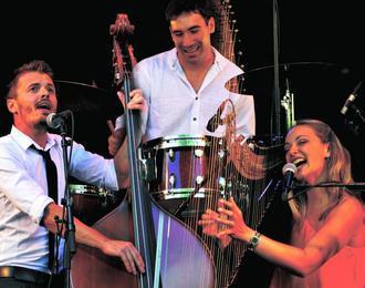 Milevska Trio Nice