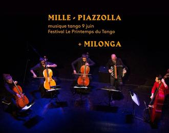 Mille - Piazzolla