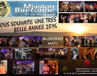 Mission Bretonne Paris 14ème