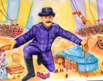 Monsieur Fernando & le Cirque des étoiles des années 60 Saint Selve