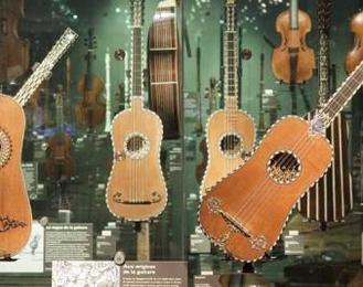 Musée de la musique Paris 19ème
