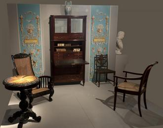Musée des arts décoratifs de l'océan indien Saint Louis