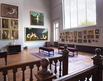 Musée Henner Paris 17ème