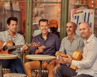Mysteretrio Quartet Toulouse