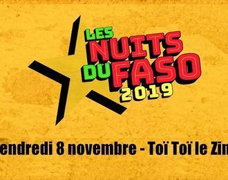 Nuit du Faso - Soirée à Toï Toï