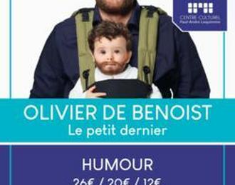 REPORT Olivier de Benoist : le petit dernier