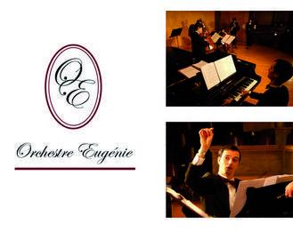 Orchestre de salon Eugénie Paris 10ème