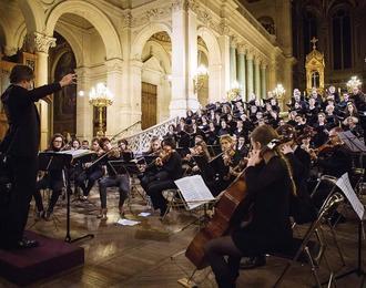 Orchestre Hélios Paris 8ème
