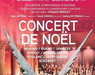 Orchestre Symphonique d'Orléans - Concert de Noël