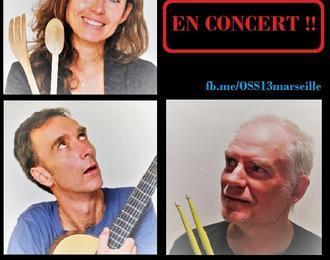 OSS 13 en concert au Têtard