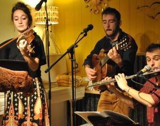 Oulitsa : chansons tsiganes et russes