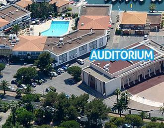 Palais des congrès Saint Raphael