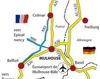 Parc des expositions de Mulhouse