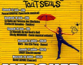 Pascal GRUFFAZ - spectacle musical