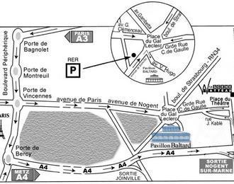 Pavillon Baltard Nogent sur Marne