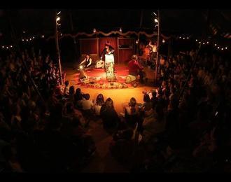 Petites histoires de cirque par le cirque dans les Etoiles