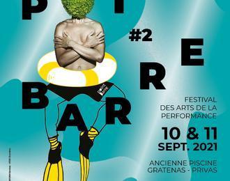 Point Barre #2, festival des arts de la performance