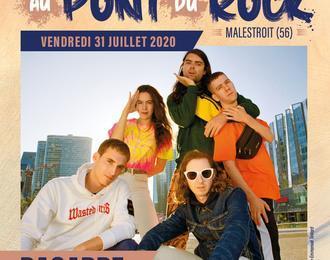 Pont Du Rock 1 Jour - Vendredi
