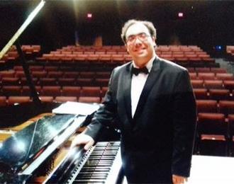 Récital Jean Dubé à Chaligny, festival Les Pianos de l'Eté.