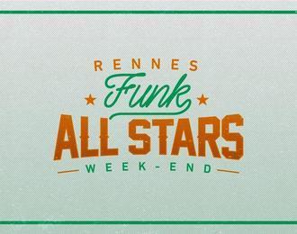Rennes Funk All Stars / DJ Freshhh & DJ Boogaloo w/ DJ Vas