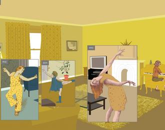 Richard McGuire, Sound and Vision